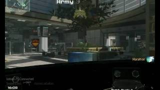 COD - MW2 Multiplayer PC Riot Shield Gameplay #1