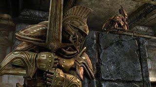 Skyrim Dwemer Puzzle Elder Scroll