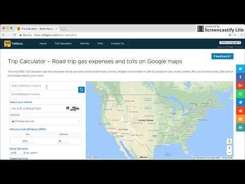 TollGuru Trip Calculator - How to use - YouTube on google map pointer, google map plotter, google map measurement tool, google map chart,