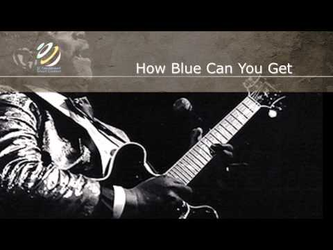 B.B.King live - How Blue Can You Get (HQ Audio)