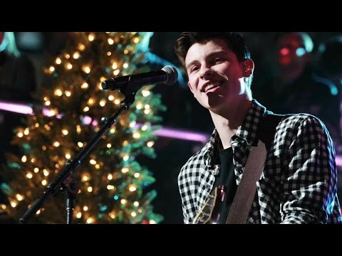 SHAWN MENDES - THE WEIGHT (LIVE) IHeartRadio Theater