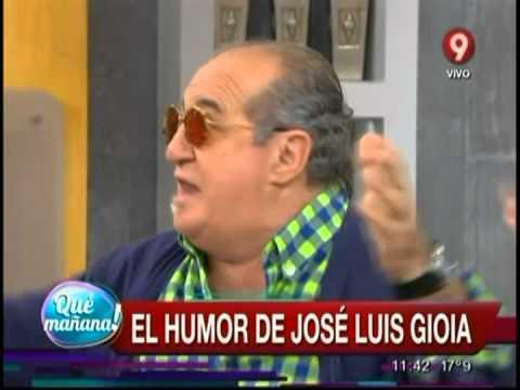 Los mejores chistes de José Luis Gioia