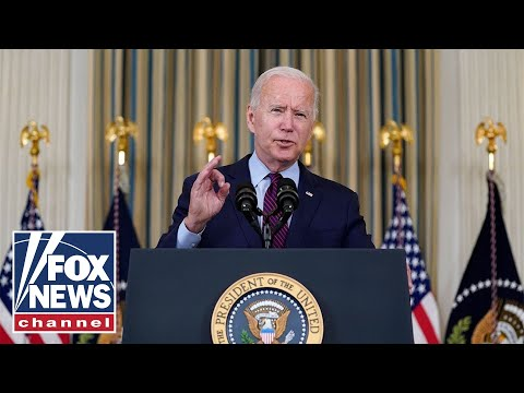 President Biden delivers remarks on supply chain problems