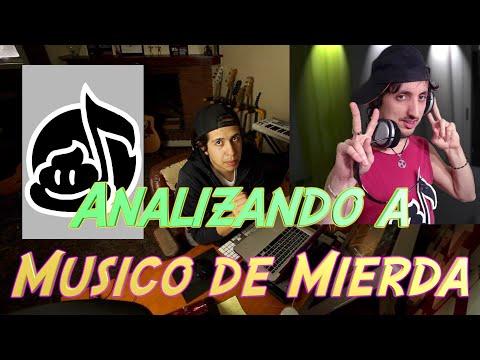 Analizando A Musico De Mierd@   Hugo Zerecero