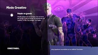 Fortnite con mi clan :]