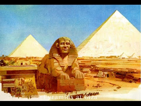 The 7 Wonders of the Ancient World (HQ)