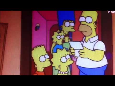 Los Simpsons - Homer y los Broncos de Denver