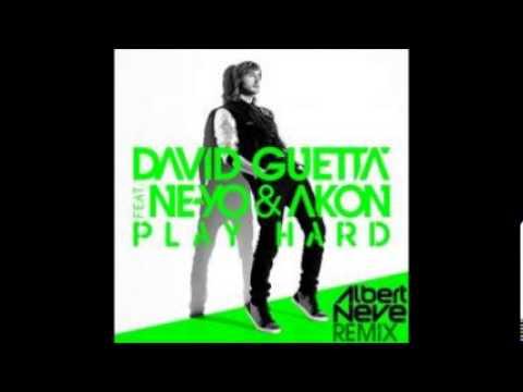 David Guetta feat. Ne-Yo & Akon - Play Hard (Albert Neve Remix)