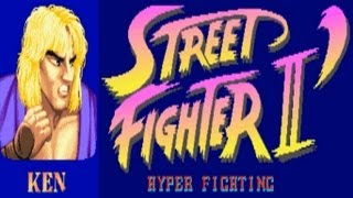 Street Fighter II - Hyper Fighting - Ken (Arcade) thumbnail