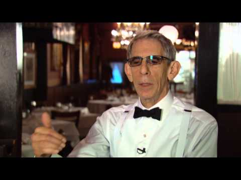 "Law & Order: SVU: Richard Belzer On Set Interview ""Sergeant Munch Retires Episode"""