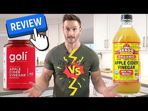 Do New Apple Cider Vinegar Gummies Work the Same as Liquid ACV?