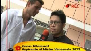Arnaldo Albornoz capturó a los chicos que asistieron al casting del Mister Venezuela 2012