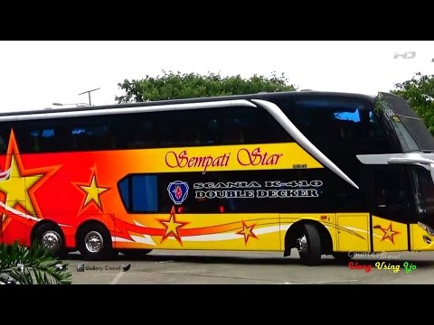 Download Youtube: BUS ACEH SEMPATI STAR DOUBLE DECKER DUA TINGKAT #TravelDocumentary #IUIProduction