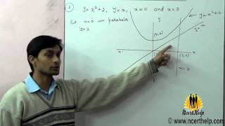 find the area of the region bounded by the curves y x 2 2 y x x 0 and x 3