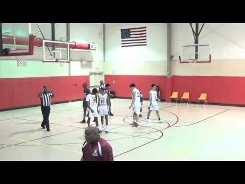 4th-Qt Eagle Academy-Nwk Varsity vs Sinai Christian Academy-Linden, NJ 12-22-2017
