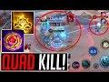 tulen quad kill solo carry tulen best build amp arcana arena of valor