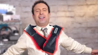 Best Neck, Back & Shoulder Massager for 2019 (Unboxing & Review)