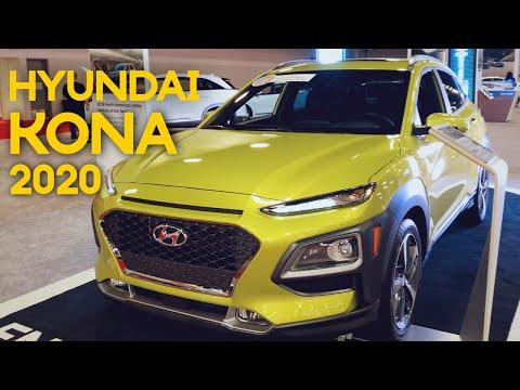 Hyundai KONA 2020 no MIAMI INTERNATIONAL AUTO SHOW - Walkaround
