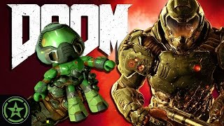 DOOM - Level 1: The UAC Secrets and Collectibles