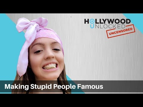 Talking Making Stupid People Famous on Instagram on Hollywoo