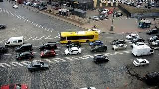 Фото Веб-камера Киев Европейская площадь  Майдан 2020 02 05