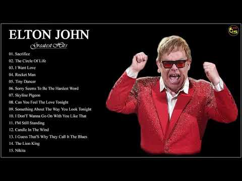 Elton John Greatest Hits Full Album 2020 - Best Song Of Elton John