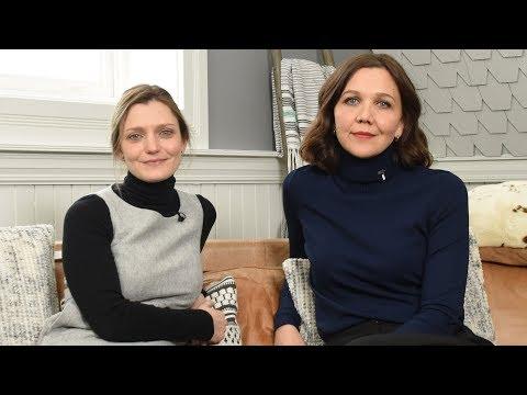 Maggie Gyllenhaal Talks 'Kindergarten Teacher'  Sundance 2018