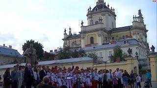 Урочиста літургія в Соборі Святого Юра. 15 вересня 2015 року