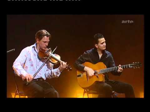 """Minor Swing"" Romane - Stochelo Rosenberg - Richard Galliano - Christophe Cravéro"