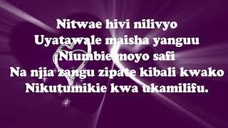 Nitwae Nilivyo   Oscar Goodluck ft Christina Hallai & Samweli Limbu