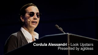 Cordula Alessandri - Touch, Sense and Sensuality in Design - agIdeas 2014