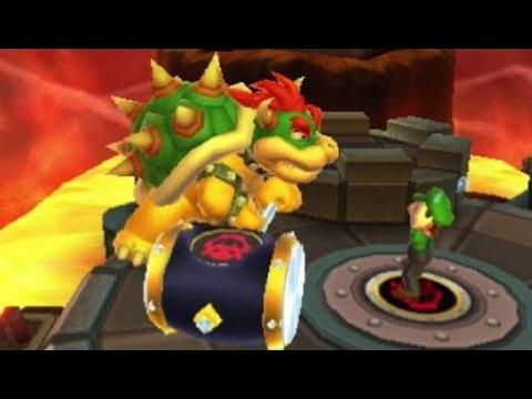 Mario Party: Island Tour - Bowser's Peculiar Peak HD