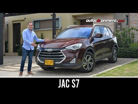 JAC S7, Una Sorprendente SUV Para 7 Pasajeros | Prueba/Reseña