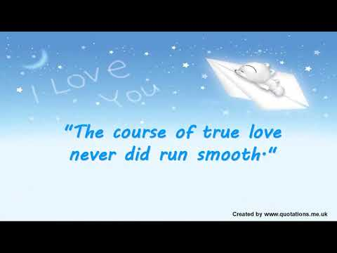 Shakespeare Love Quotes   Famous Quotations