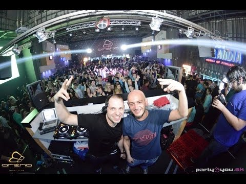 DJ EKG & DJ FOLLY  /Arena Night Club Humenné (6.4.2015)