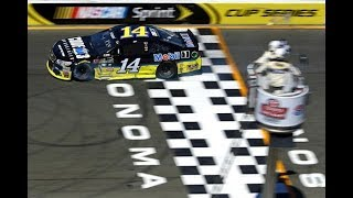 All of Tony Stewart's wins with Stewart-Haas Racing