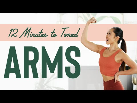 12 Minutes to Toned Arms Workout