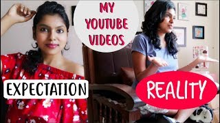 Life as a Youtuber - Behind the Scenes & Reality | Indian Fashion Blogger in Real Life | AdityIyer