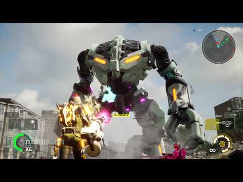 EDF Iron Rain Gameplay Preview