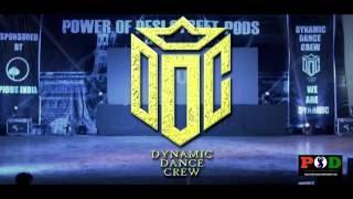 Dynamic Dance Crew - Power Of Desi Street 2016 | Sooperstage