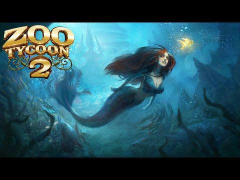 Zoo Tycoon 2: Mermaid Exhibit Speed Build