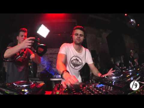 DJ CHICHOU ● DEEP HOUSE BELGIUM /SLASH9.TV