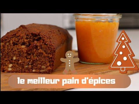 le-meilleur-pain-d'Épices-[-recette-de-noel-]