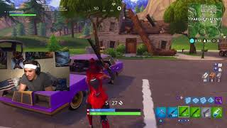 Eu vou sair do bunker secreto de Fortnite?/segredos do Fortnite