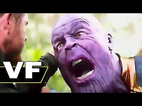 AVENGERS INFINITY WAR Bande Annonce VF du Blu-Ray 4K (ULTRA HD, Marvel 2018)