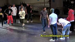Creative Differences vs PPC Battle [Part 1] @ In The Zone 3 - AccessWinnipeg.com