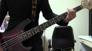 ASIAN KUNG-FU GENERATION ソラニン (ベースカバー)