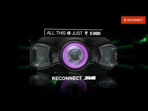 Introducing Reconnect JIVE Wireless Speaker