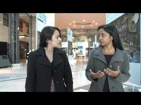 U.S. Youth Observer to the UN learns how FAO is achieving #ZeroHunger (Courtesy of FAO)