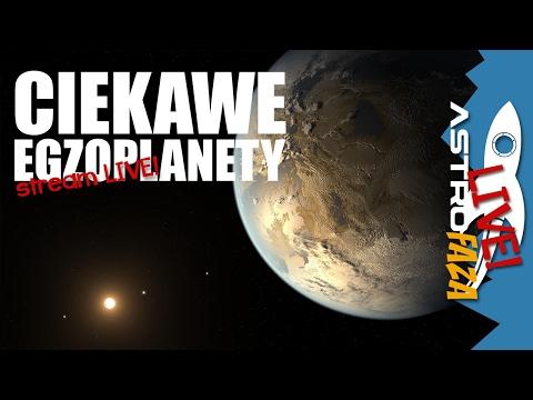 """""""Egzoplaneta posiadająca Australię"""" - Oglądamy planety pozasłoneczne z NASA's Eyes"""